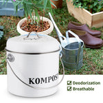 Kitchen Compost Trash Bin - 5L