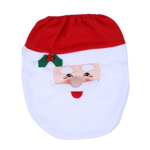 Christmas Toilet Seat Covers - NoveltyBox