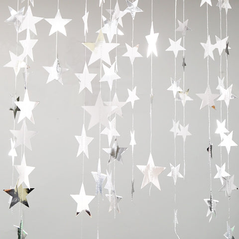 Sparkling Star DIY Party Decoration - NoveltyBox