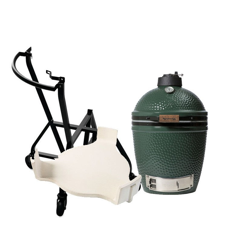 pack start medium big green egg