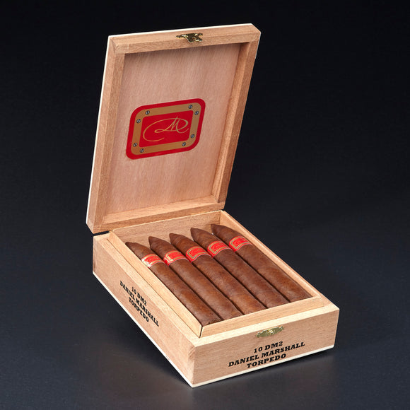 DM Red Label Torpedo - Cabinet of 10