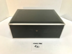 FACTORY FLOOR SALE ITEM #30 AMBIENTE 125 PRIVATE STOCK HUMIDOR