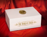 """Scarface"" Official Al Pacino Universal Studio Humidor by Daniel Marshall"