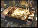 """Chess Humidor"" by Daniel Marshall"
