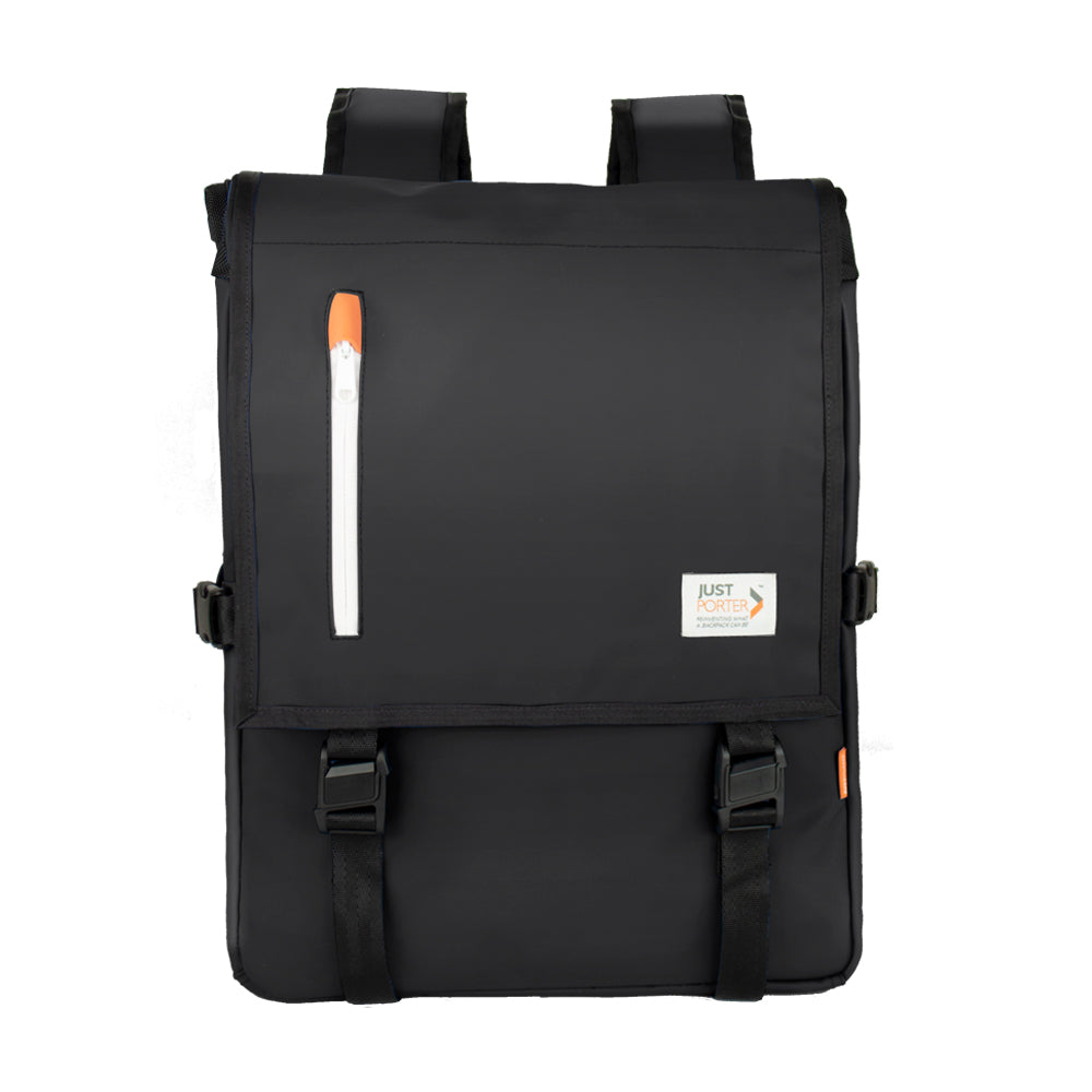 Commuter Laptop Backpack Black - Free Shipping    JUST PORTER - Just ... ed387f2f0a272