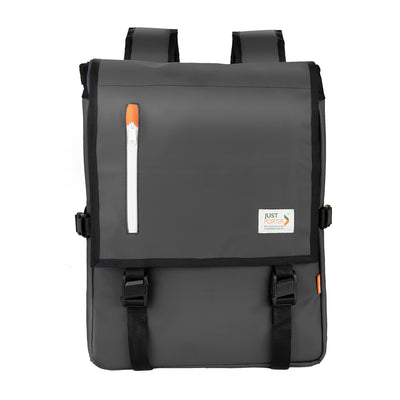 Streeter Commuter Backpack Carbon