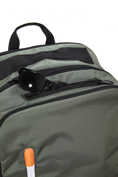 Just Porter's Professional Backpack Separate Sunglass Pocket