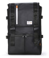 Just Porter Sable Rucksack Black – Lifetime Guaranty Travel Backpack