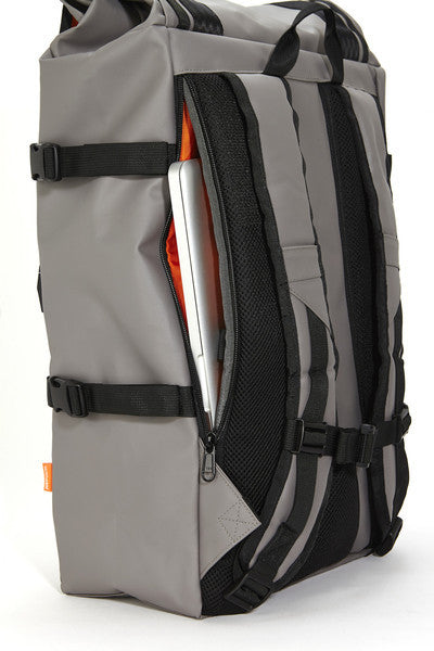 Just Porter Sable Rucksack - Padded Laptop Pocket