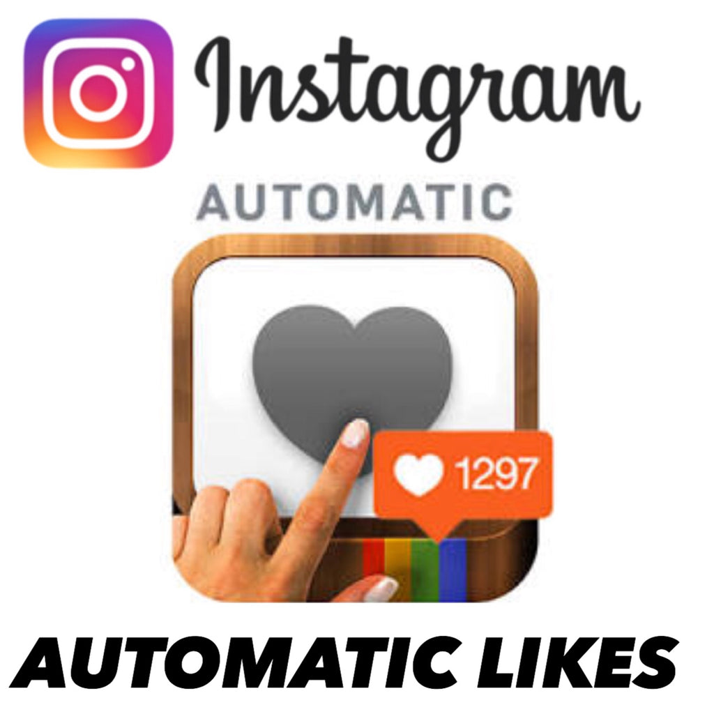 Buy Instagram Likes - Automatic