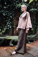 Load image into Gallery viewer, Yak Wool Wide Pants