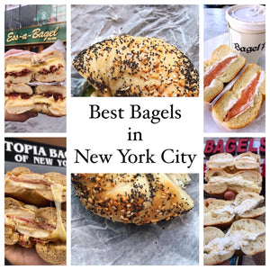 Best Bagels in New York City