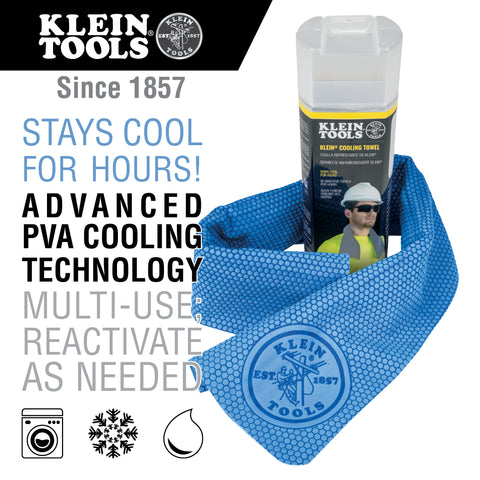 Klein Tools Cooling Towel