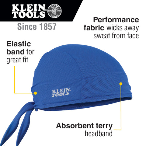 Klein tools Cooling do-rag
