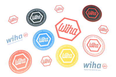 FREE WIHA STICKERS or COASTERS!