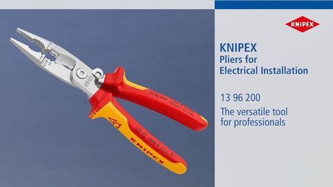 insulated knipex pliers