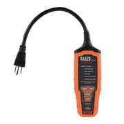 Klein Tools RT310 AFCI and GFCI Outlet and Device Tester for North American AC Electrical Outlet Receptacles