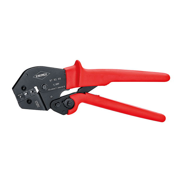 Knipex 97 52 05 3 Position Contact Crimping Pliers