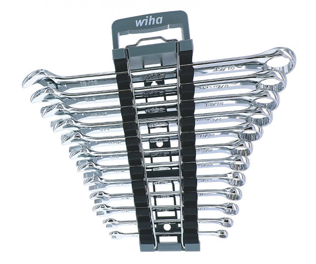 Wiha Tools 30491 Combination Metric Wrenches 12 Piece Set