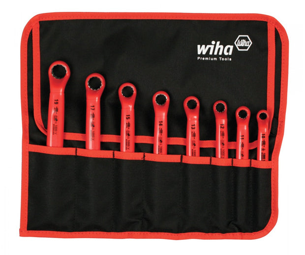 Wiha Tools 21095 Insulated Box End Wrench Set