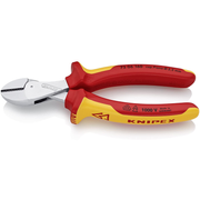 "Knipex 73 06 160 ""X-Cut"" Insulated Compact Diagonal Cutter, 160 mm"