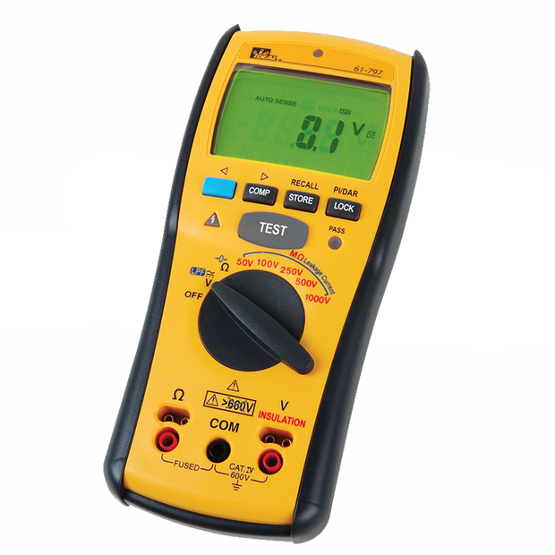 Ideal 61-797 Digital Insulation Tester