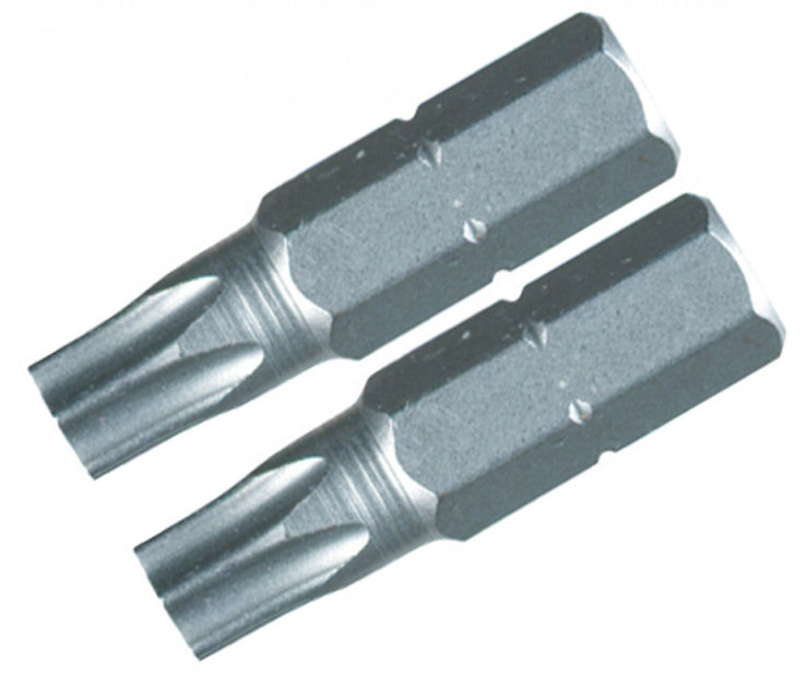 Wiha Tools 71556 T15 x 25mm Torx Insert Bits, 2 Pc. Pack