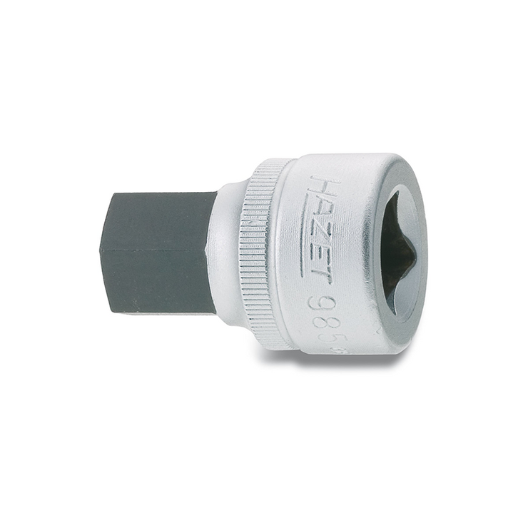 Hazet 985-10 10mm Hex Socket 1/2""
