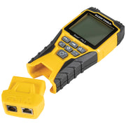 Klein Tools VDV501-851 Cable Tester Kit with Scout Pro 3 Tester, Remotes, Adapter, Battery