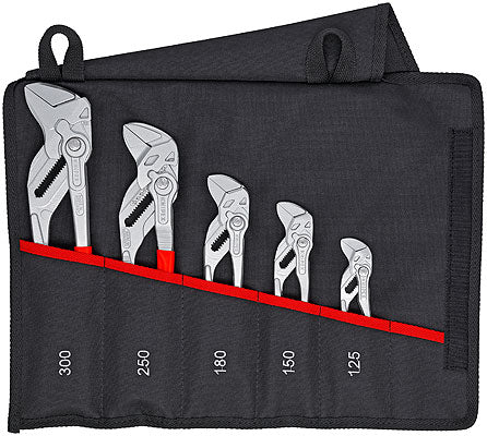 Knipex 00 19 55 S4 Pliers Wrenches-Set (5 Piece)
