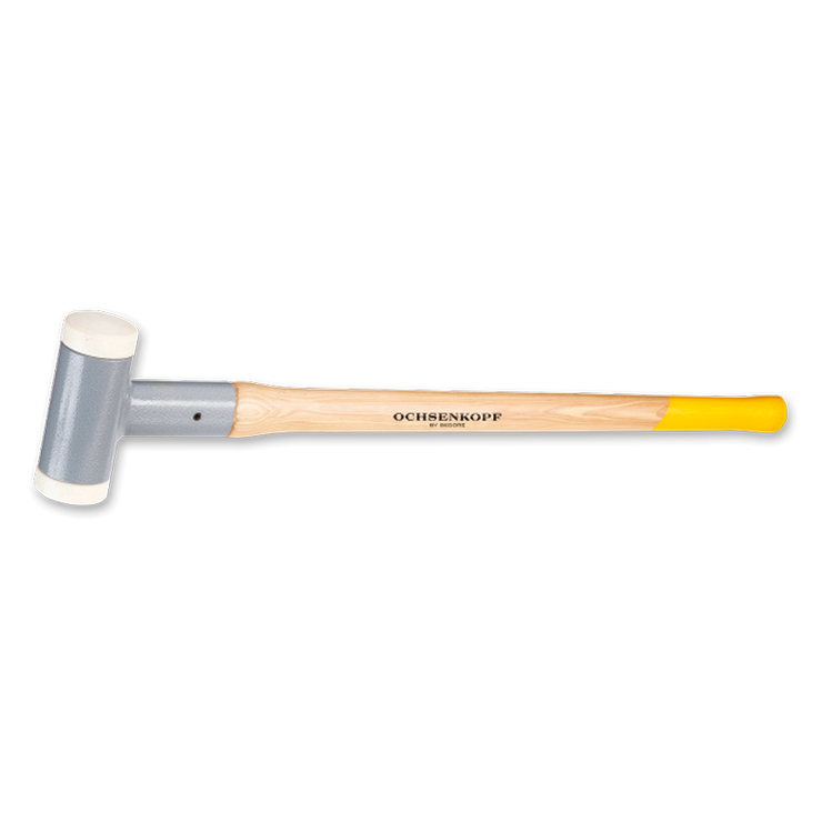 Ochsenkopf 2803542 OX E-36 H-2600 Recoil-less Wedge Hammer Replacement Handle, Hickory