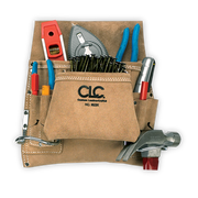 CLC I823X 8 POCKET CARPENTER'S NAIL & TOOL BAG