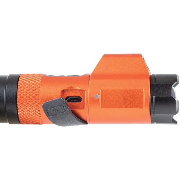 Klein Tools 56040 Rechargeable Focus Flashlight with Laser