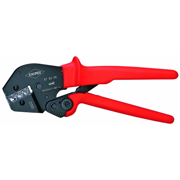 Knipex 97 52 09 3-Position Contact Crimping Pliers