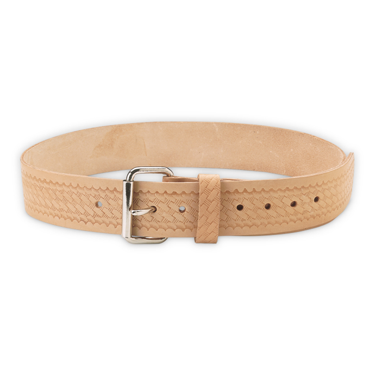 "CLC E4521 2"" Embossed Leather Work Belt"