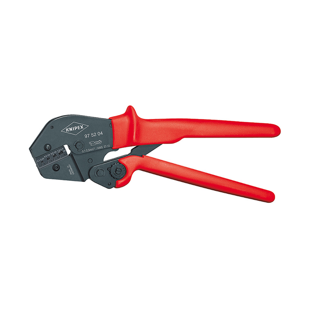 Knipex 97 52 04 4 Position Contact Crimping Pliers