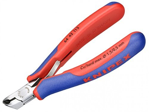 Knipex 64 42 115 Electronics End Cutting Nipper