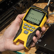 Klein Tools VDV501-220 Cable Tester Remote, Test + Map Remote #10 for Klein Tools Scout Pro 3 Cable Tester