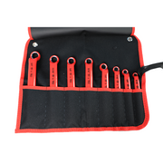 Wiha Tools 21096 Insulated Deep Offset Wrench 8 Piece Inch Set