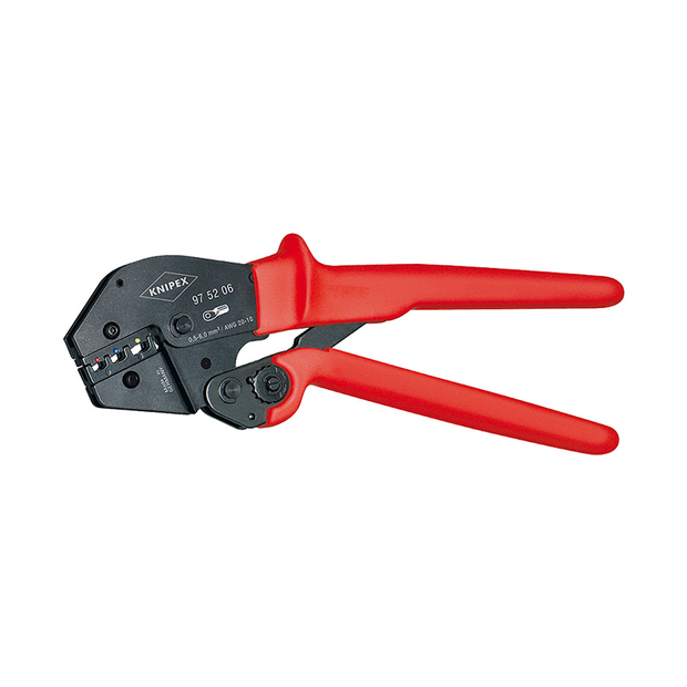 Knipex 97 52 06 3 Position Contact Crimping Pliers
