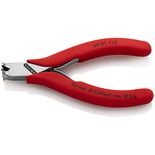 Knipex 64 01 115  Electronics End Cutting Nippers