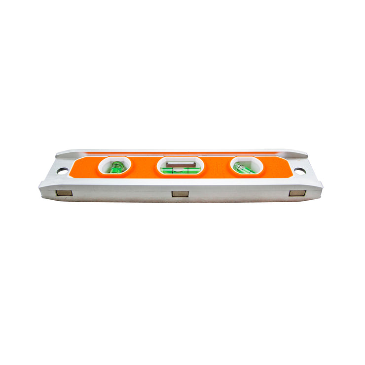 Klein Tools 935R Magnetic Torpedo Level, Aluminum, V-Groove and Magnet
