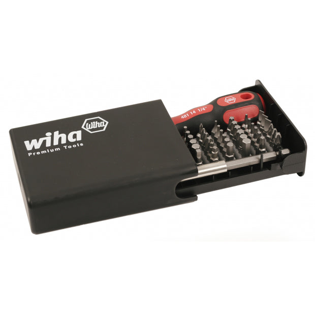 Wiha Tools 71994 Bits Collector Set, 38 Pc.