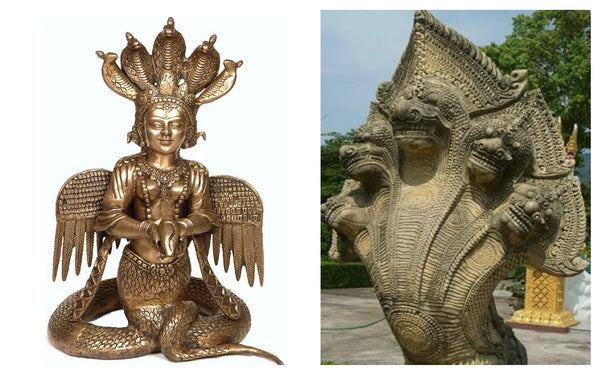 Naga Serpent Mythologie Indienne