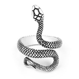 Bague Forme Serpent