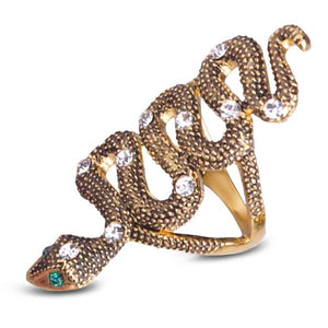 Grande Bague Serpent
