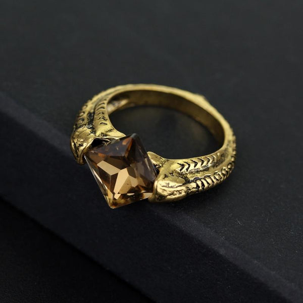 Bague serpent harry potter