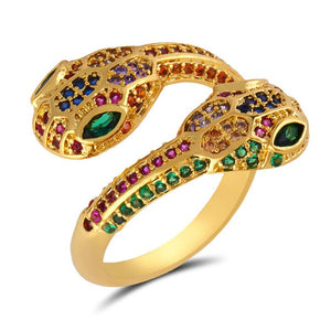 Bague Multicolore