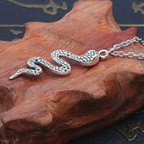 petit serpent collier