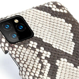 coque iphone 11 peau de serpent